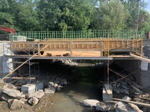 Panther Bridge replacement work Sept. 8, 2020