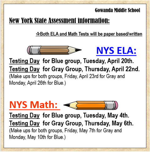 NYS ELA and Math 2021